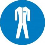 М07 Работать в защитной одежде