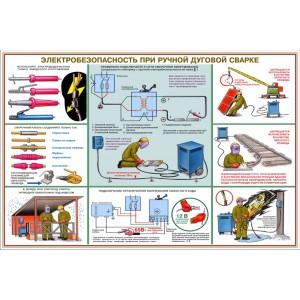 13. Техника безопасности при сварочных работах (4 листа)